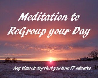Guided Meditation Instant Download with Guided Imagery for Self Improvement and Abundance, Guided by Voices Meditation Tool Mp3 Download