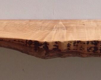 Live edge shelf no. 134
