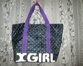 Original X-Girl Stages Tote Bag