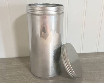Silver Tin - Set of 10
