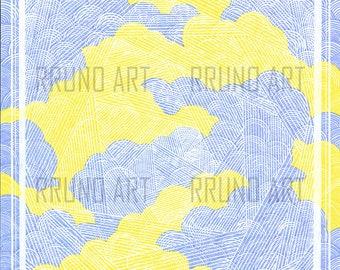 "11 | 9x12"" Original Art"