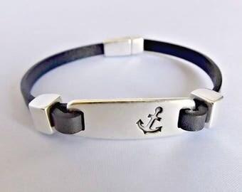 Personalize bracelet, custom bracelet, personalized jewelry, initial bracelet, personalized, name bracelet, nautical bracelet, K1998