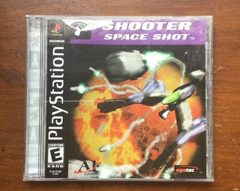 Playstation Space Shot cd game 2000