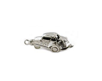 Sterling Silver Opening Messerschimdt Car Charm For Bracelets