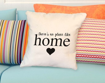 Pillow: NO PLACE like HOME