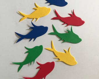 Fish Cut Out Etsy