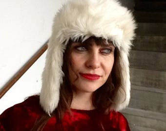 Fur Russian hat