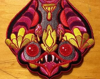Dark Psyche Bat Patch