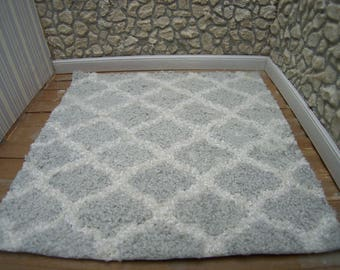 Dollhouse Miniature Rug
