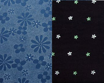 Floral Slinky Knit Fabric Available in Two Colors and Patterns