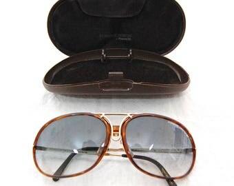 Vintage CARRERA PORSCHE DESIGN 1980s Sunglasses Lunettes Model 5631 - Large