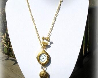 Necklace shows unique designer ADELAIDE
