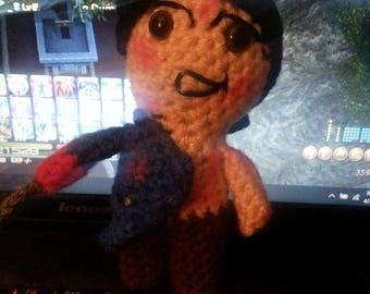 Ash from Evil Dead