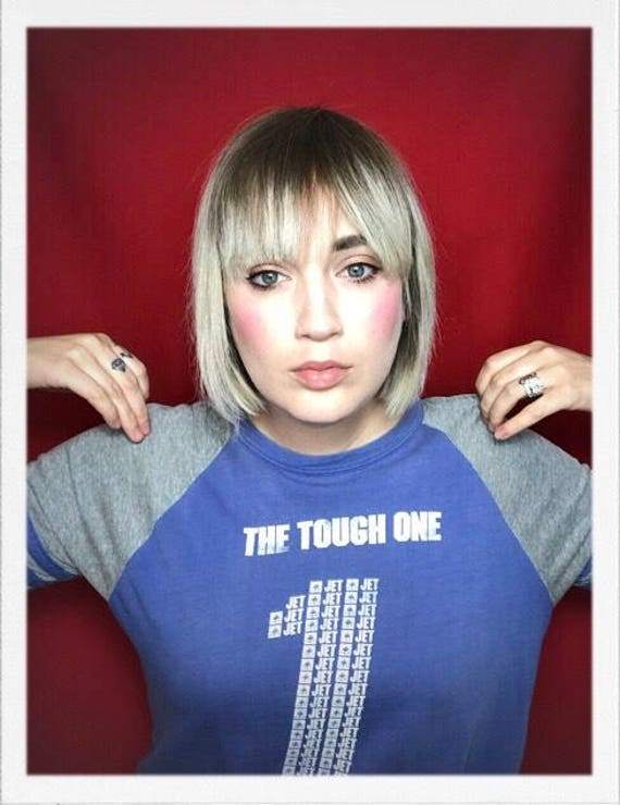 Vintage Women's The Tough One Tee
