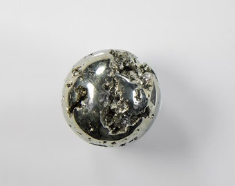 "Iron Pyrite sphere ""Fools gold"" from Peru"