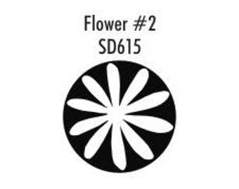 Stock Flower #2  (SD615)