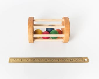 Montessori Ball Cylinder Infant Toy
