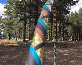 Gypsy Gold Specialty Taped Practice Hoop -  By Colorado Hoops