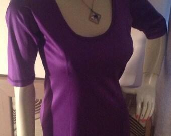 Vintage Cathy MC Gowan Maxi Dress