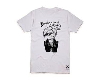 Andy Warhol Regular Unisex Tshirt