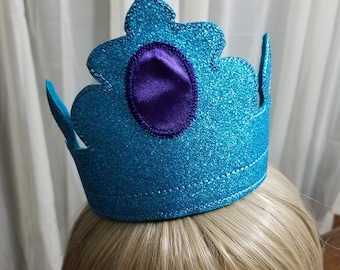 Jasmine Personalized Crowns, Aladdin's Jasmine Crown, Aladdin Crown, Personalized Kids Tiaras, Dress up Crowns, Kids Crowns for Play