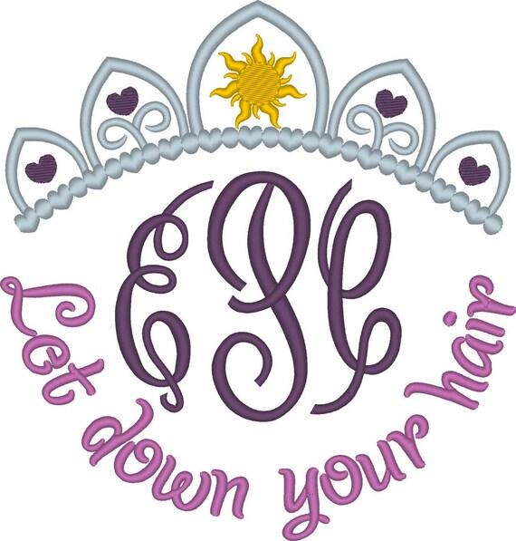 SAMPLE SALE, Disney Princess Inspired Shirt - Rapunzel Birthday Shirt - Tangled - Disney Vacation - Disney Princess Birthday