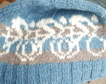 Biker Beanie Hat for Cyclers