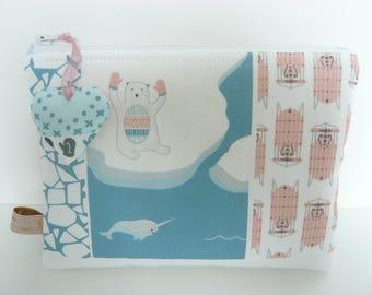 """Kit """"Ice bear"""" fleece"""
