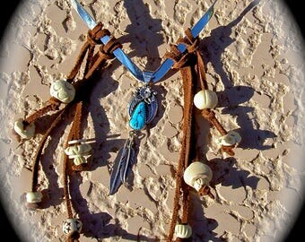 Haida Brave - A Native American Choker Necklace