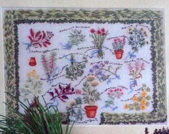 the herb garden permin of copenhagen 70-4300