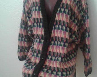 Vtg 80' United Colors of Bennetton Sweater