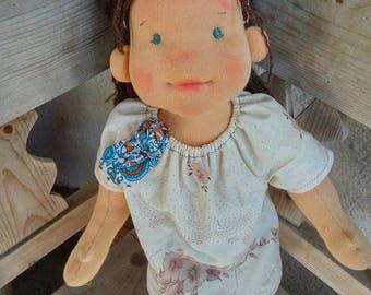 Waldorf doll 54 cm/ 21 inch
