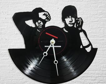 21 pilots Vinyl record Wall Clock