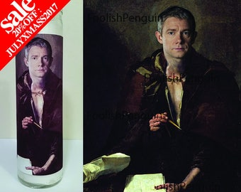 John Watson Devotional Candle