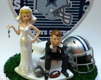 Wedding Cake Topper Los Angeles Dodgers La Baseball Themed