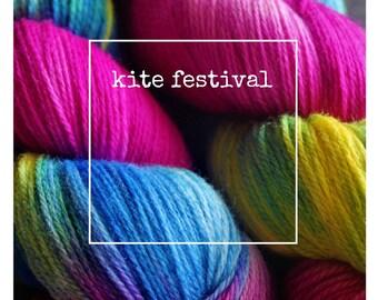 High Wire in Kite Festival