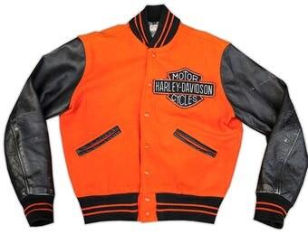 1960s Harley Davidson dealer jacket