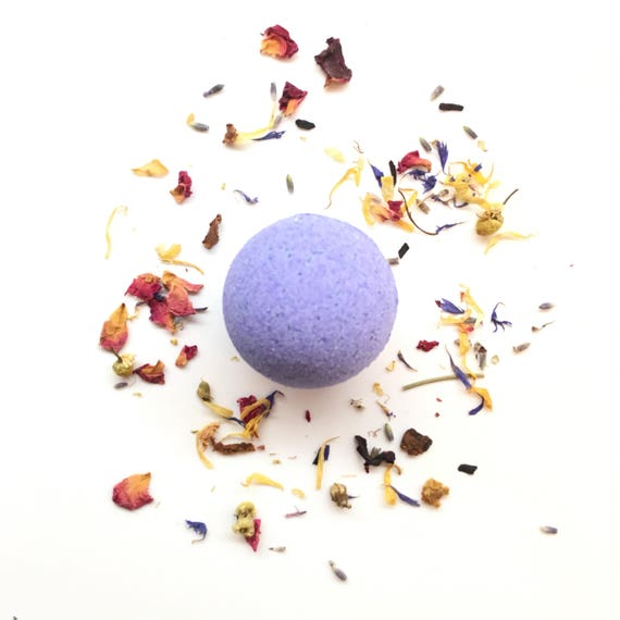 Lavender Double Butter Bath Bombs