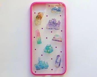 Crystals - iPhone 7/8 bumper case