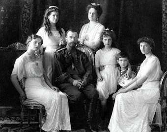 Nicholas II of Russia, Imperial Family of Russia, 1911