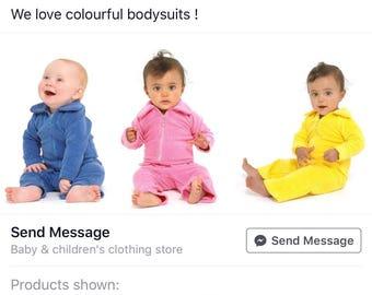 Moonkids Baby Bodysuit