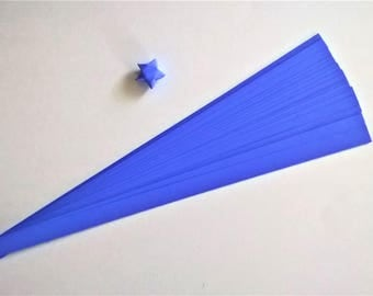 Violet : Lucky Star Paper Strips (100)