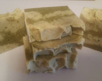 Avocado & Cucumber Soap w/Aloe