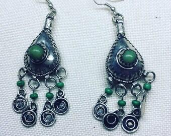 Moroccan Berber Earrings