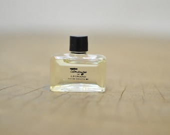 Vintage TAMANGO by LEONARD PARIS miniature collectible fragrance ............