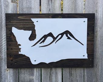 Washington Metal Mountain