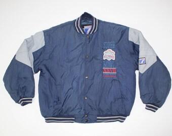 Vintage 1993 NFL Super Bowl Jacket