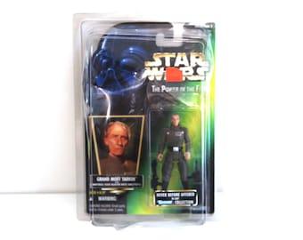 Vintage Star Wars Grand Moff Tarkin Power of the Force 1997