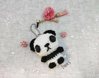 Panda Amigurumi, crochet panda, panda crochet, panda toy, amigurumi panda
