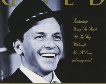 Frank Sinatra Gold Audio CD